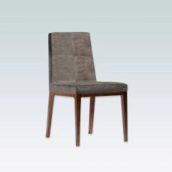 Chair Design Restaurant Kids Gaming Dining Chairs Lugo Arisa Brown Velvet With Show Wood Plinth And Legs Se01 Rc2
