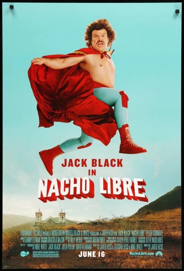 nacho libre 2006
