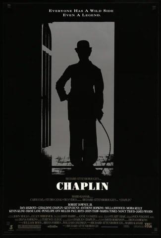 charlie chaplin movie posters