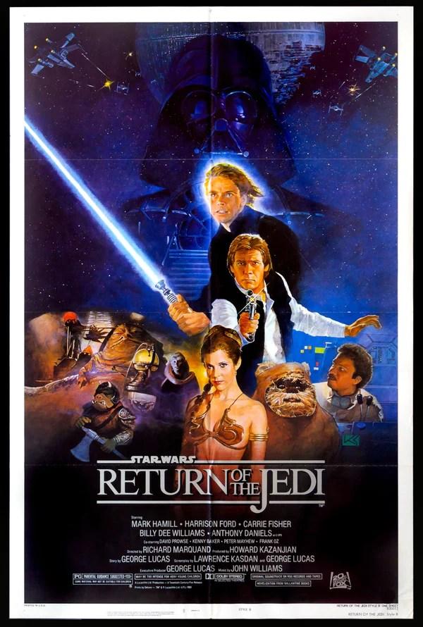 return of the jedi 1983