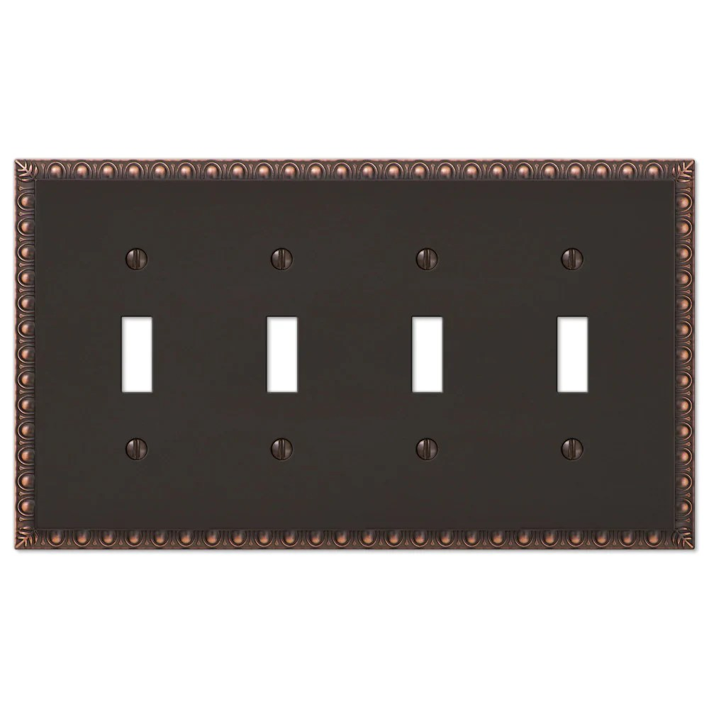 4 Way Dimmer Switch Brown
