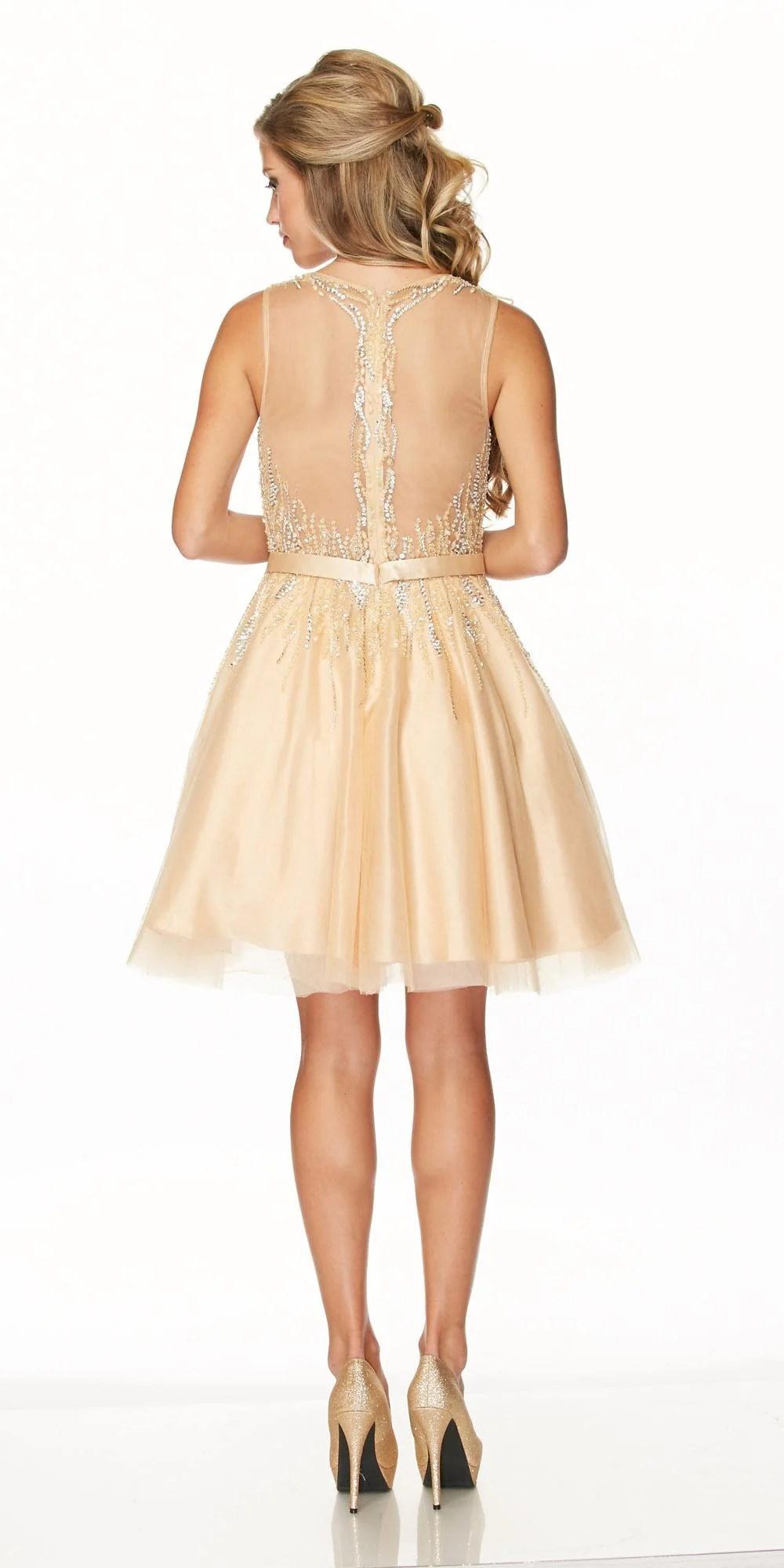 Juliet Dress in Blush Sequins