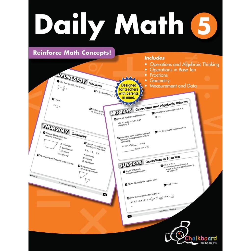 Creative Teaching Press Daily Math Workbook [ 1024 x 1024 Pixel ]