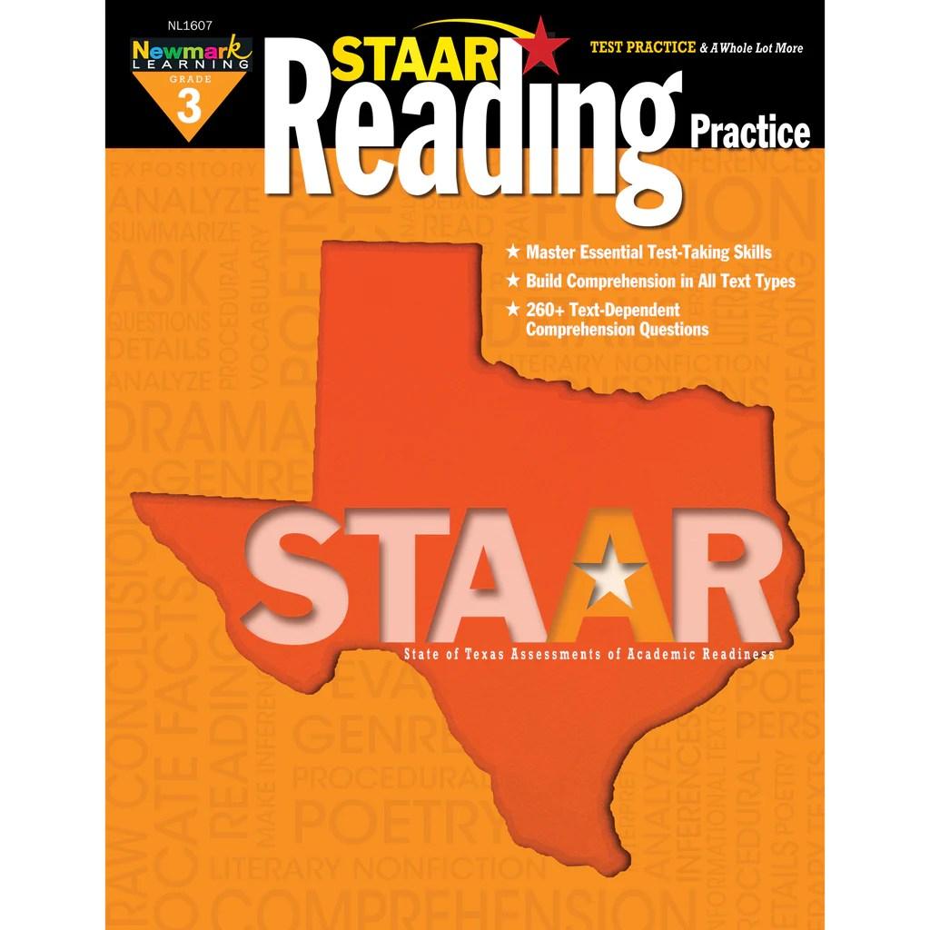 medium resolution of Newmark Learning STAAR Reading