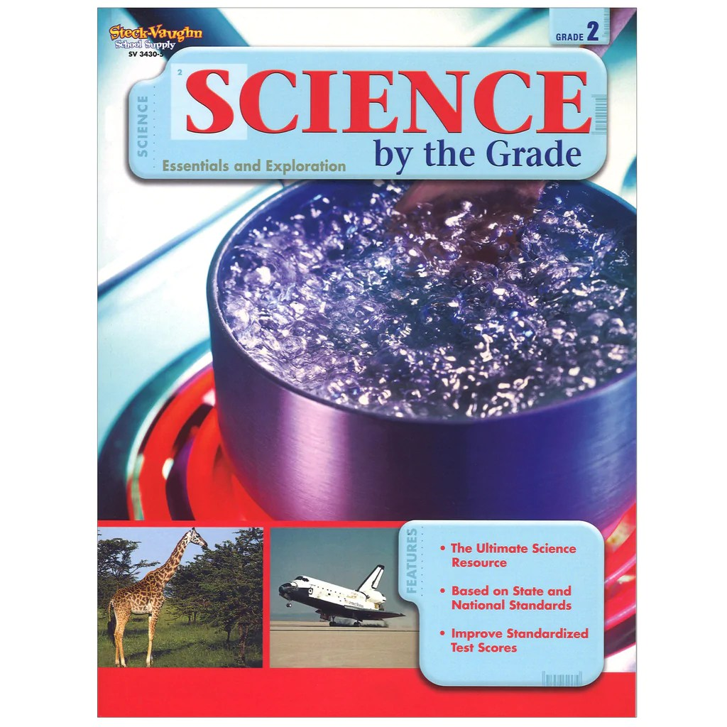 hight resolution of Houghton Mifflin Harcourt Science By The Grade
