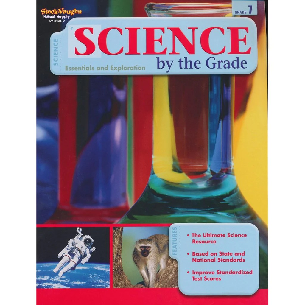 small resolution of Houghton Mifflin Harcourt Science By The Grade