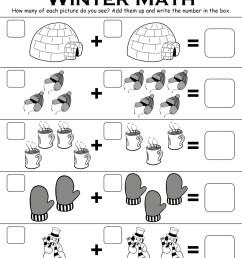 Kindergarten Addition Worksheets With Pictures - Kindergarten [ 1024 x 791 Pixel ]