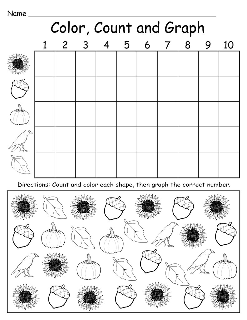 medium resolution of Learn to Count Bundle - 120+ Printable Counting Worksheets! – SupplyMe