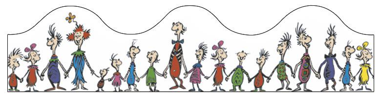 Who S Whoville Cartoon Characters