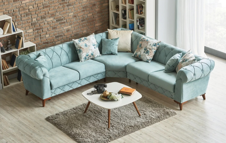 Green Couch Design San Francisco