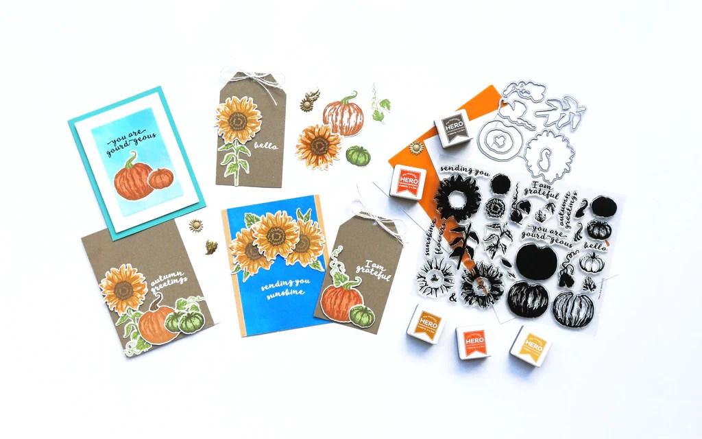 Mmh September 2017 Kit Hero Arts