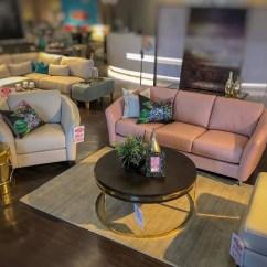Custom Sofa Design Online Leather Sofas Seattle Palliser Alula Pink Ideal Home Furnishings