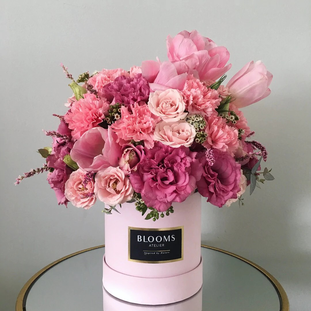 hight resolution of roses blooms box