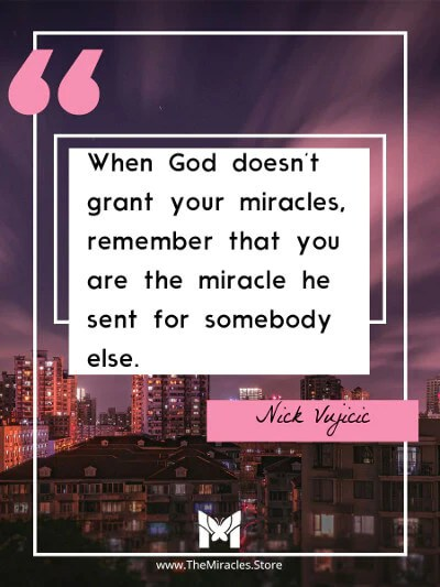 Miracles Quotes : miracles, quotes, Miracle, Quotes, Inspire, Daily, (Updated, 2020)