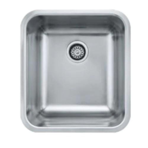 undermount single bowl kitchen sink chrome faucet franke grande gdx11018 faucets