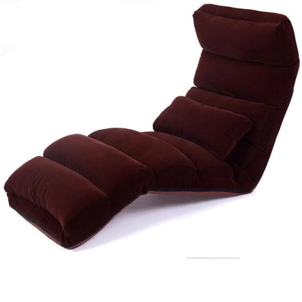 Supreme Modern Floor Folding Comfort Reclining Sleeper Sofa