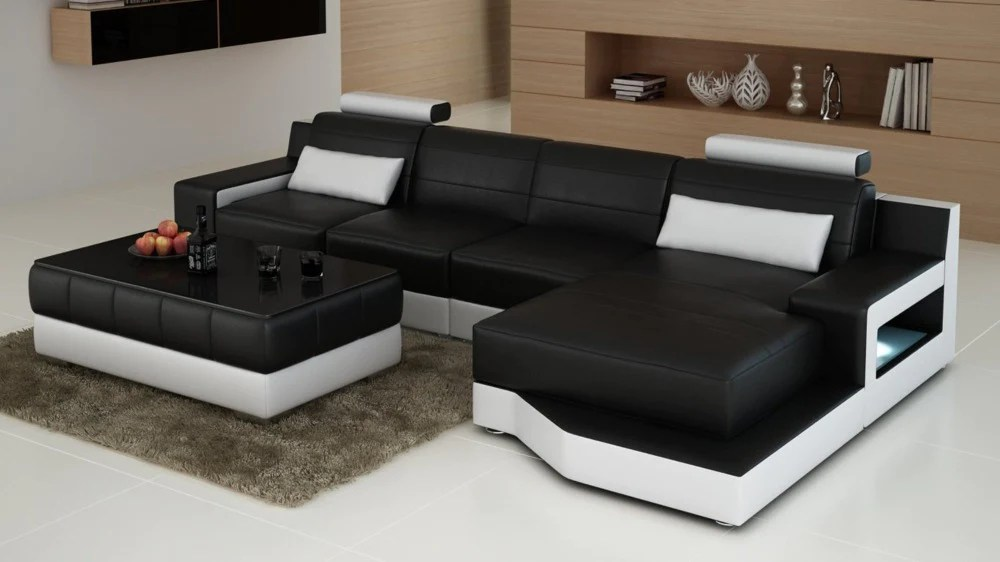modern sofa l shape friheten luxury contemporary ferrara living room furniture sectional