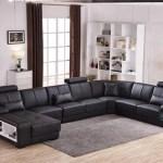 Luxury Sectional Sofa Design U Shape 7 Seater Lounge Couch Corner Sofa My Aashis