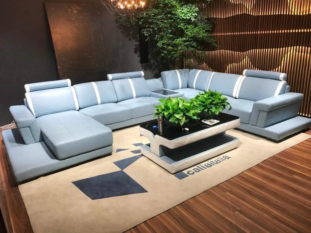 Luxury Modern Sofa Set Living Room Furniture