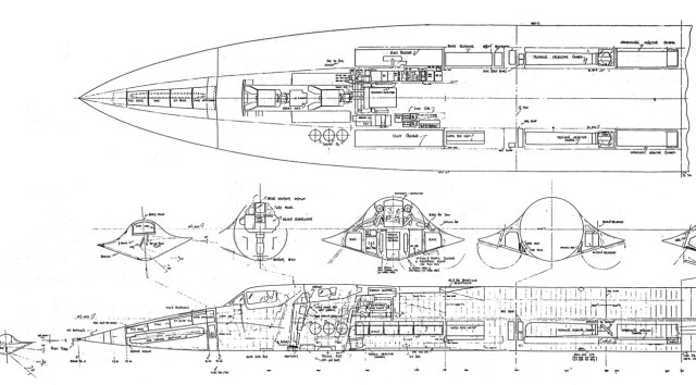 design sr-71
