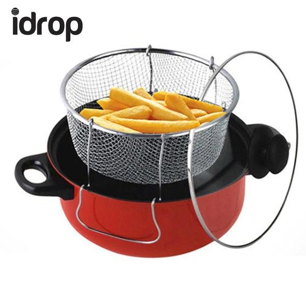 3 piece kitchen set industrial faucet idrop 24cm multi function cookware steamer cooker