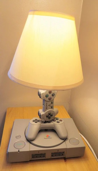 22 Old Things That Make Awesome DIY Lamps  I Like That Lamp