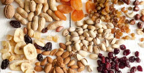 Healthy Snacks for Sources of Iron