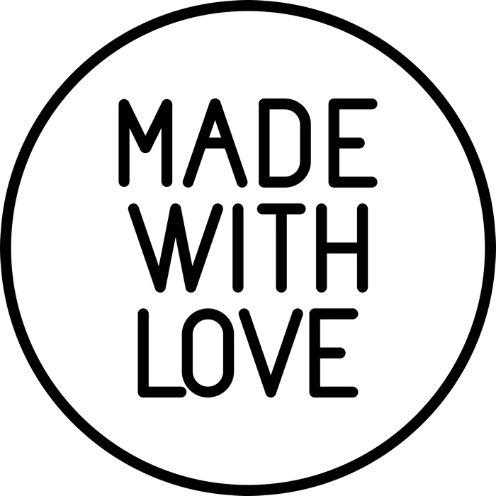 made with love circle