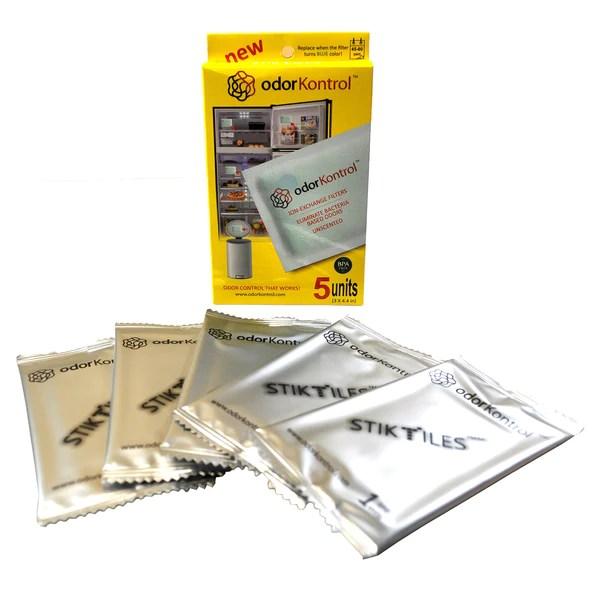 Easy Odor Eliminator StikTiles, Neutralize Pet Odor
