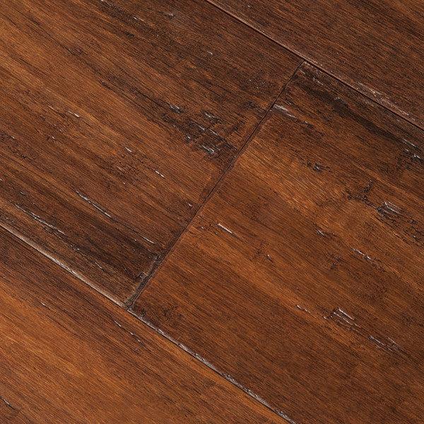 Engineered Strand Bamboo Flooring Warm Brown  FREE