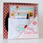 Pretend Play Menu Restaurant Gift Set Big City Kids