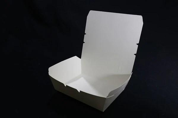 microwave paper box white kraft