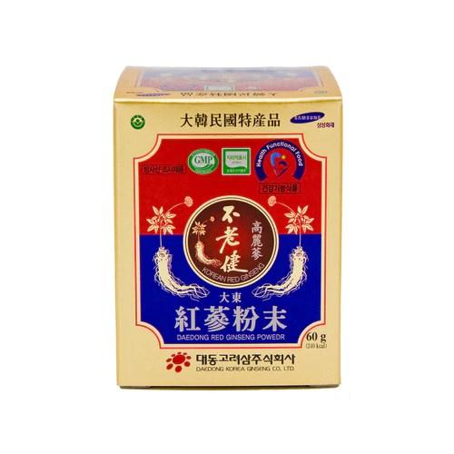 高麗紅蔘粉 – 韓國不老健高麗蔘 • 御帝本草國際有限公司