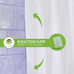 fabric shower liners clean healthy living