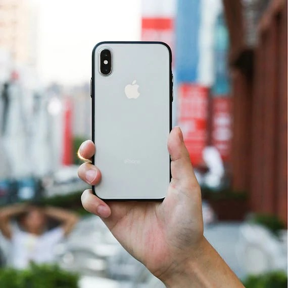 Shockproof Translucent iPhone Case