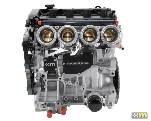Duratec 2litre MD220R (Complete Engine)   mountune Racing
