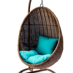 Egg Chair Swing Halloween Covers Dollar Tree Ansan Outdoor Furniture Wicker