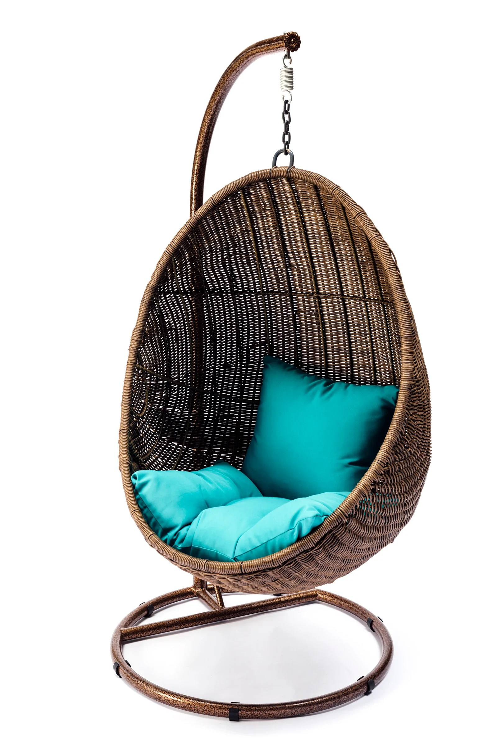 Rattan Egg Chairs Ansan Outdoor Furniture Wicker Egg Swing Chair