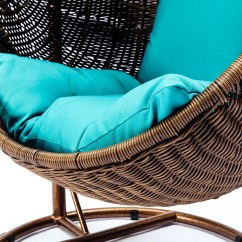 Egg Swing Chair Knoll Handkerchief Ansan Outdoor Furniture Wicker