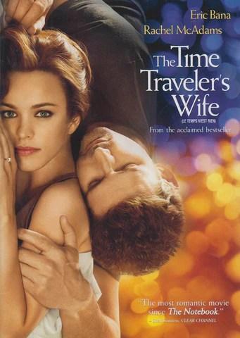 La femme du voyageur du temps (Bilingue) DVD Film