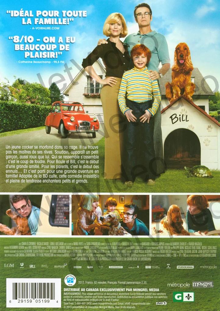 Boule Et Bill Le Film : boule, Boule, (French, Version), Movie