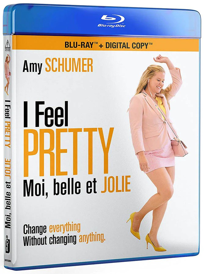 Moi Belle Et Jolie : belle, jolie, Pretty, (Blu-ray, Digital, Copy), (Blu-ray), (Bilingual), BLU-RAY, Movie
