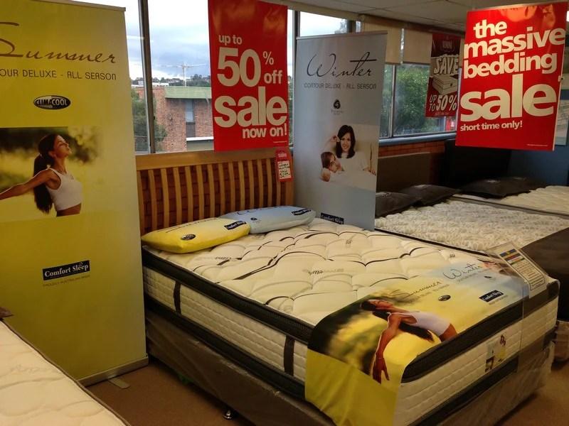 summer winter double reversible pillow top mattress