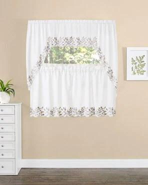 kitchen tier curtains