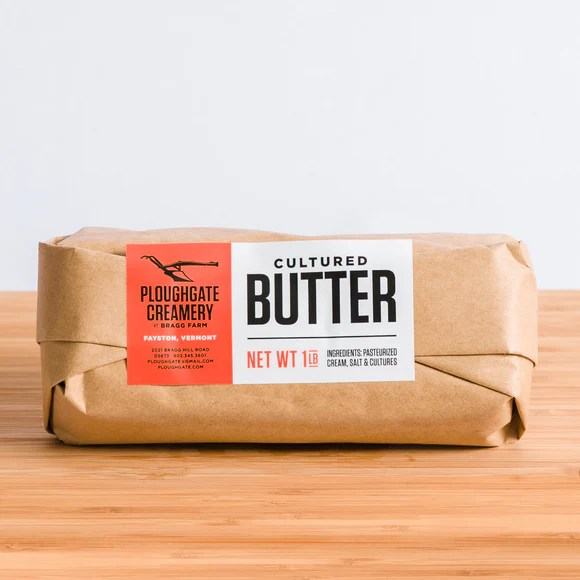 Buy Ploughgate Creamery Cultured Butter   Saxelby Cheese