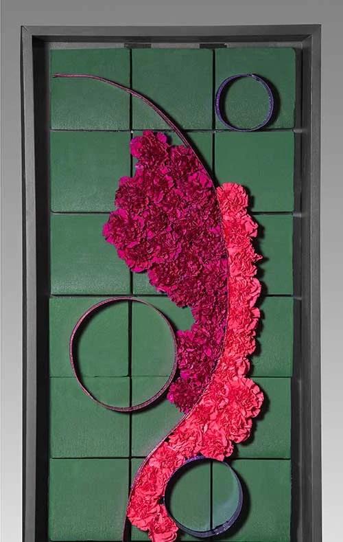 OASIS Floral Foam Flower Wall Tiles  Koyal Wholesale  buyoasisfloralcom