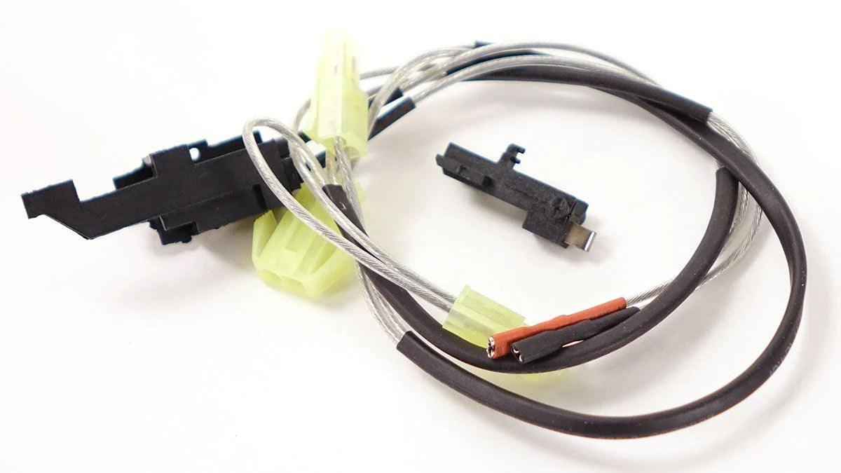 wiring harness types wiring diagram meta shs wiring harness set v3 airsoft atlanta wiring harness types [ 1200 x 675 Pixel ]