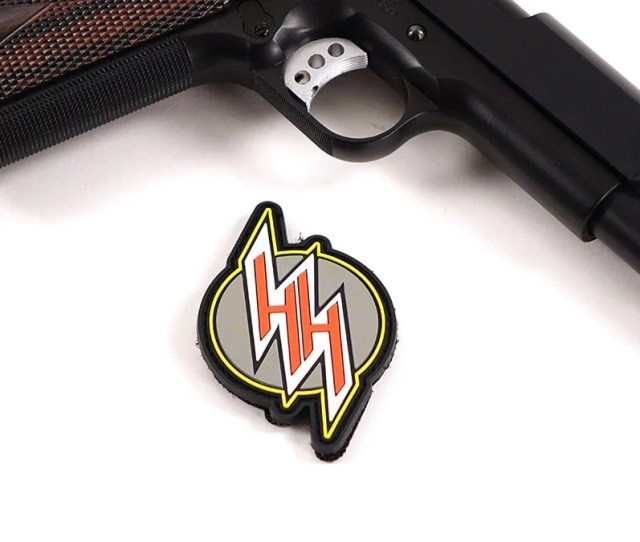 Hh Hentai Haven Official Logo Patch
