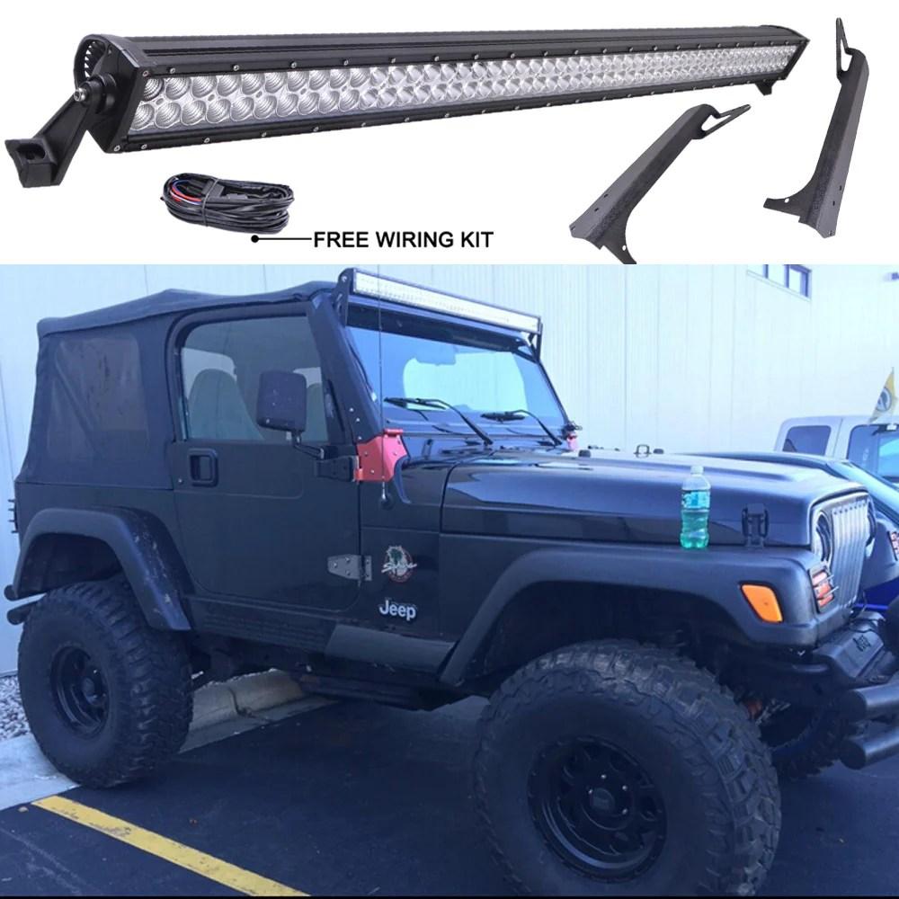 wiring light bar jeep wrangler [ 1000 x 1000 Pixel ]