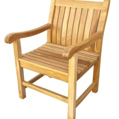 Teak Table And Chairs Garden Grey Recliner Chair Outdoor Classic Furniture Arm